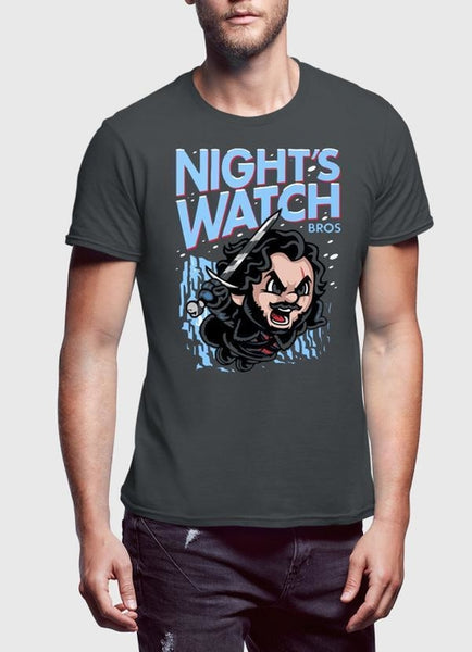 Nights Watch Charcoal T-shirt