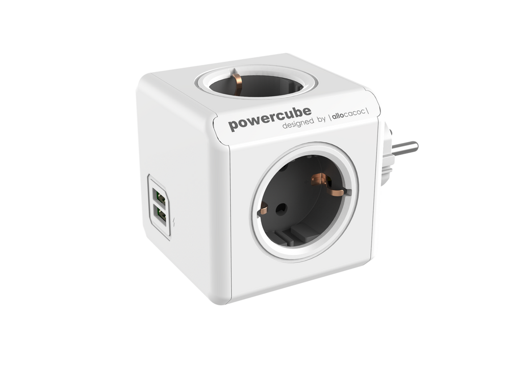 POWERCUBE® |ORIGINAL USB| - Allocacoc España