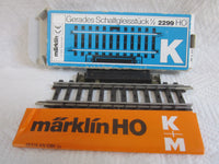 Marklin HO 2299 K Track Straight Circuit Section