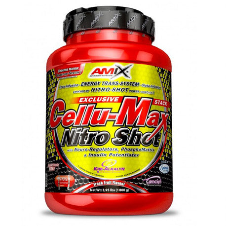 CELLU-MAX NITRO SHOT - 1.8KG