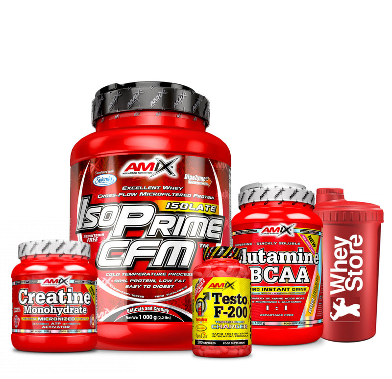 Pack Amix Crecimiento Muscular