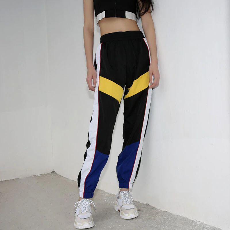 Colorblock Sweatpants