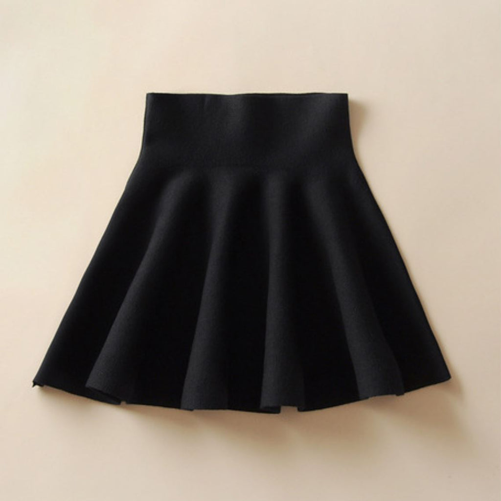 Fall & Winter Mini Skirt
