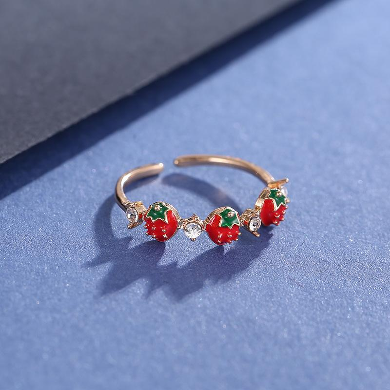 Strawberry Ring
