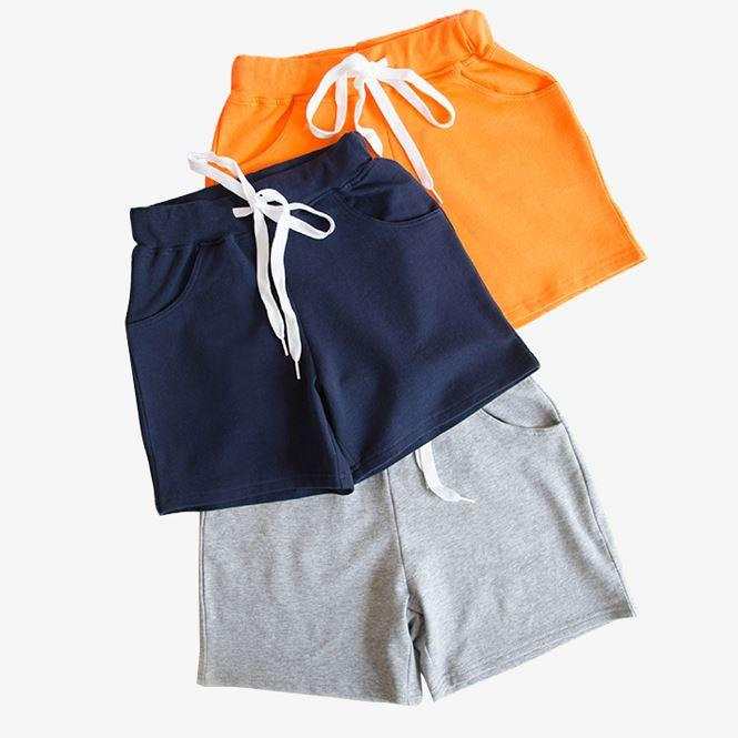 Solid Color Shorts