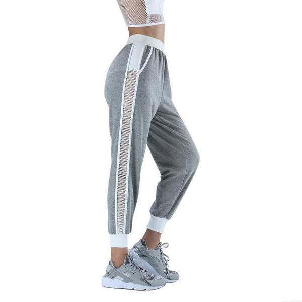 Mesh Side Sweatpants