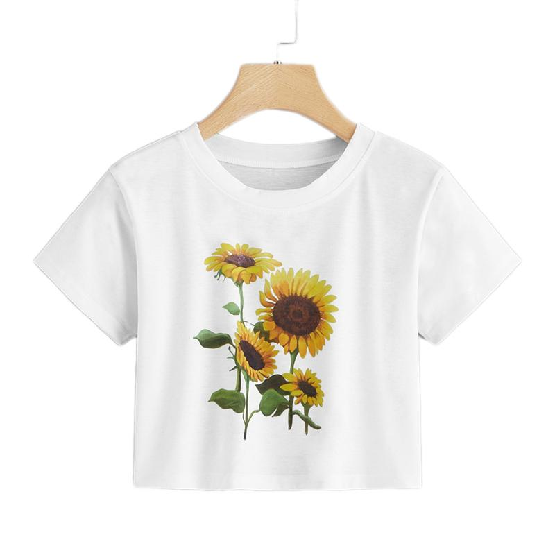 Sunflower Crop T-Shirt