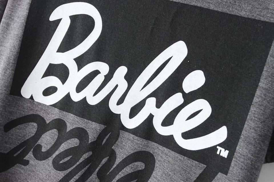 'Barbie' Crop T-Shirt