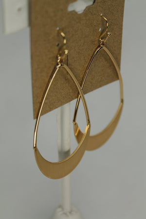 Classic Tear Drop Earrings