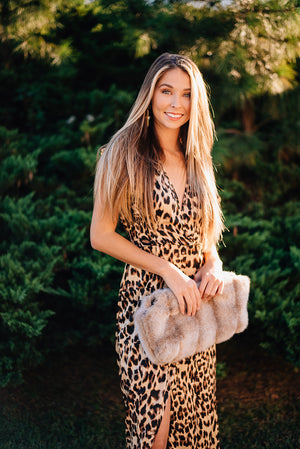 Glamourous Cheetah Gown