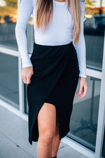 Almost Famous Midi Skirt