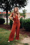 Fall Chai Spice Jumpsuit