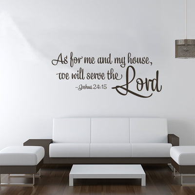Scripture And Bible Verse Wall Decal Vinyl Removable Qutoes Christian Murals