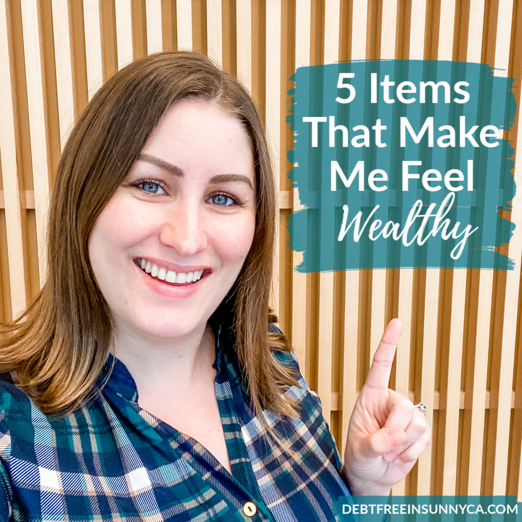 5 Products That Make Me Feel Wealthy