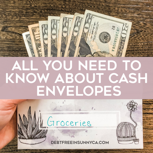 All You Need To Know About Cash Envelopes