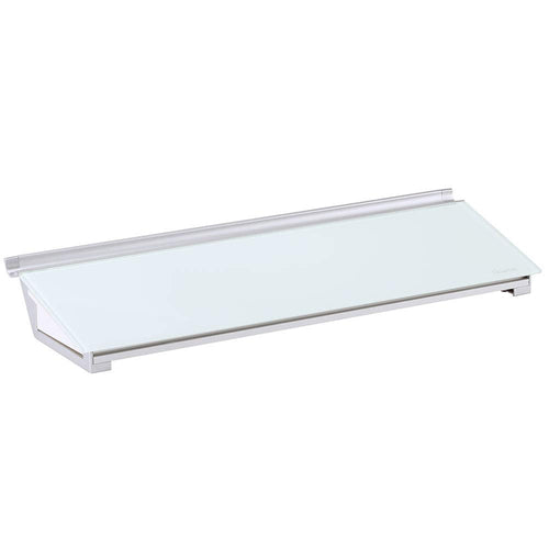 Quartet Glass Whiteboard Desktop Computer Pad