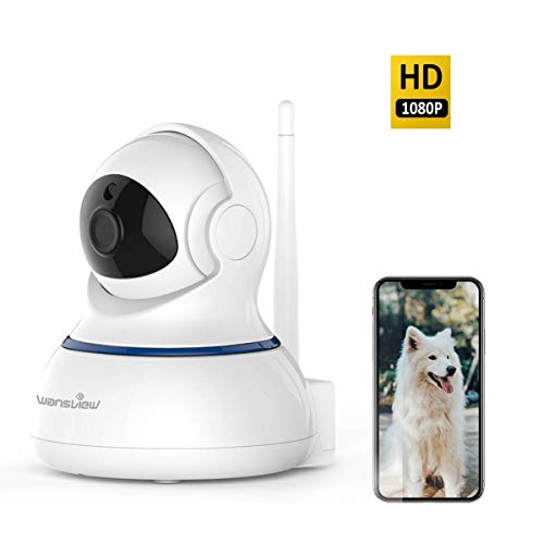 Wansview Wireless 1080P Security Camera
