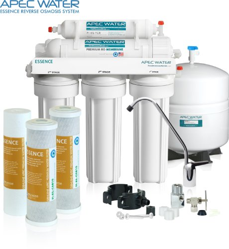 5-Stage Ultra Safe Reverse Osmosis Drinking Water Filter System