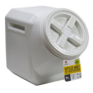 Vittles Vault 60 lb Airtight Pet Food Container