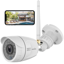 Load image into Gallery viewer, Outdoor Security Camera