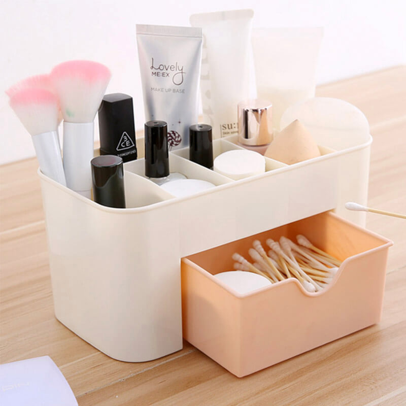 Makeup Organizer Storage Box