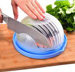 60 Second Salad Bowl Cutter