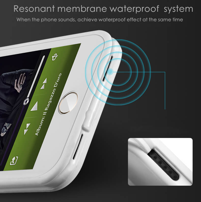 Premium Waterproof Phone Case