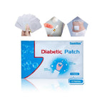 Diabetic Patch Stabilizes Blood Sugar Balance Glucose Content Natural Herbs Diabetes Plaster