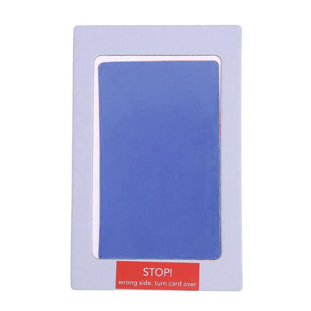 LIGHT BLUE Paw Print Pad