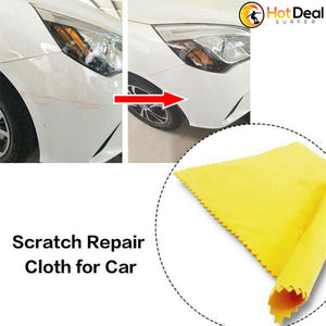 Car Scratch Repair Cloth Tool Surface Repair Rag For Automobile Light Paint Scratches Remover Car Accessories