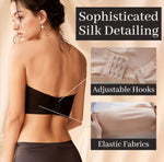 [HOT SALE]✨40% OFF - Oversized Elastic Non-Slip Strapless Bra