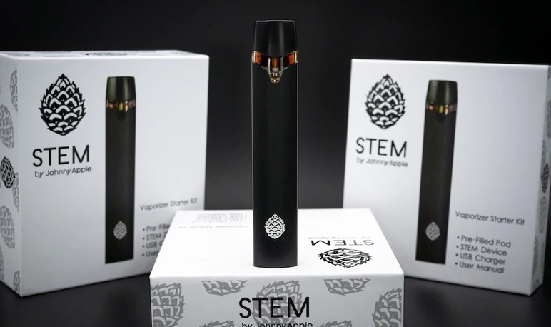 INTRODUCING THE STEM: OUR NEW POD-BASED CBD OIL VAPORIZER SYSTEM