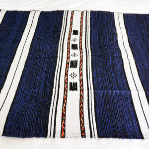 Yoga Blanket - Dark Blue