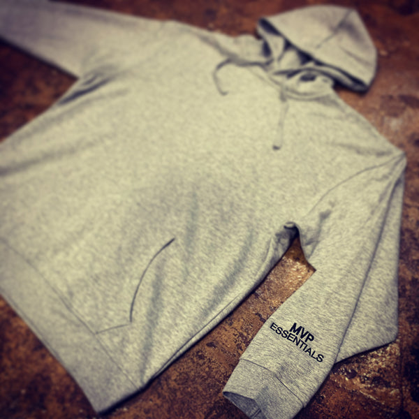 MVP Essentials Hoody - Grey