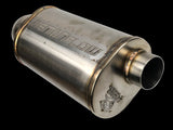 Reaper Engineering single dumper series muffler