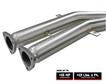 "MACH Force-Xp 2-1/2"" 304 Stainless Steel Cat-Back Exhaust System - M3 (E46)"