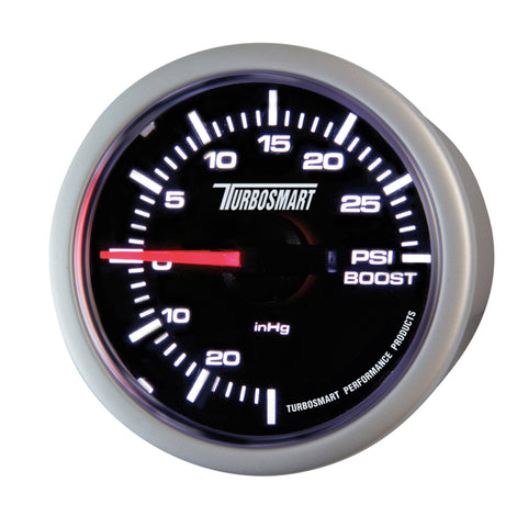 Turbosmart 30PSI Boost Gauge (52mm)