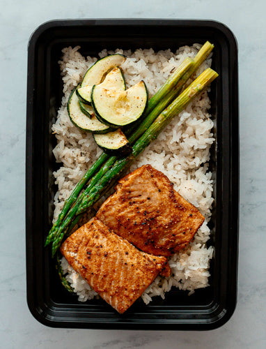 Family-Sized Blackened Salmon