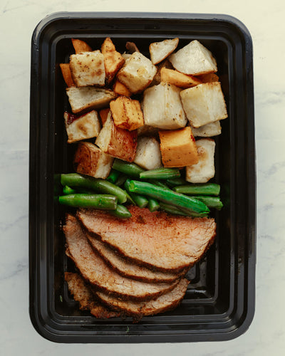 Family-Sized Roast Beef Roundup