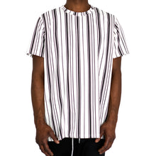 Load image into Gallery viewer, STRAIGHTUP STRIPES - WHITE/BLACK - FXN menswear