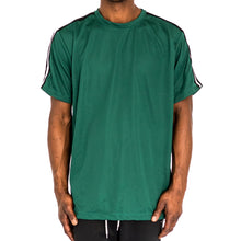 Load image into Gallery viewer, SHOULDER TAPE QUICK-DRY TEE - GREEN - FXN menswear