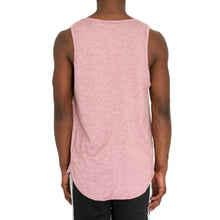 Load image into Gallery viewer, FINE KNIT MUSCLE TANK - DUSTY ROSE - FXN menswear