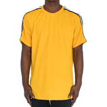 Load image into Gallery viewer, SHOULDER TAPE QUICK-DRY TEE - YELLOW - FXN menswear