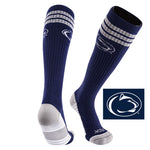 Penn State University Old School Over the Calf Performance Athletic Socks