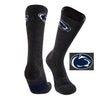 Penn State University Far Trek Full Cushion Pure Merino Wool Crew Socks