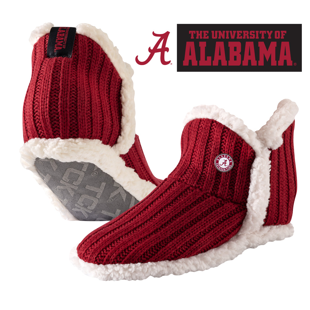 University of Alabama Alpenglow Cozy Slipper Socks