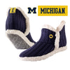 University of Michigan Alpenglow Cozy Slipper Socks