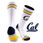 University of California Berkeley Greekster Performance Athletic Crew Socks