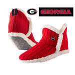 University of Georgia Alpenglow Cozy Slipper Socks
