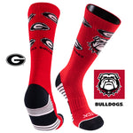 University of Georgia Team Screamer Performance Athletic Crew Socks
